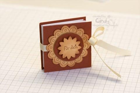 Mini Book - Für Dich