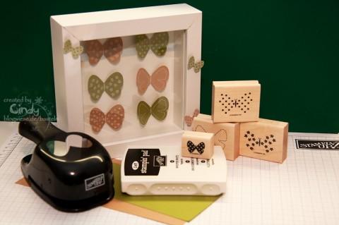 Schmetterlingssammlung - RIBBA Rahmen