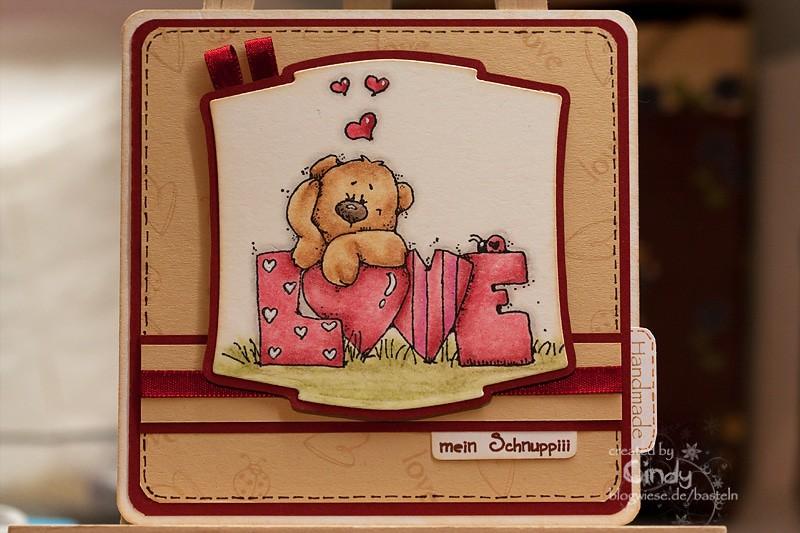 Valentinskarte - Whipper Snapper Design