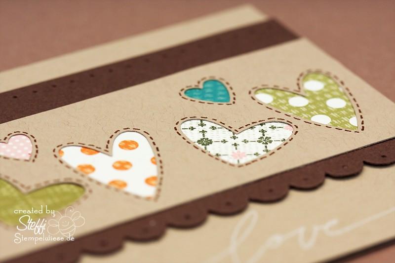 Valentinskarte - Herzig