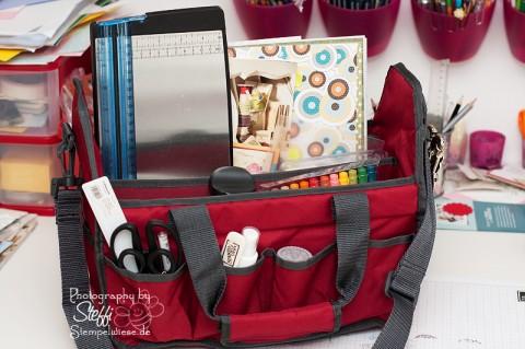Werkzeugtasche von Tschibo