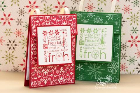 Weihnachtsverpackung