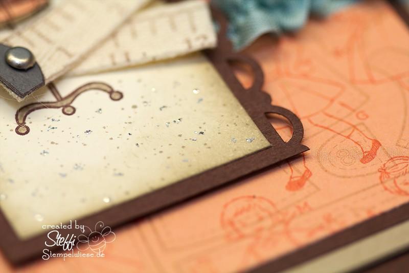 Grußkarte - Sew Lovely 3