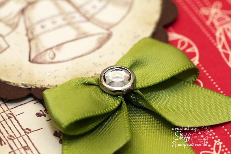 Weihnachtskarte die Erste 2011 2