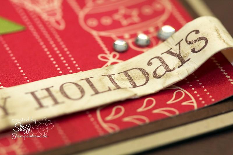 Weihnachtskarte die Erste 2011 3