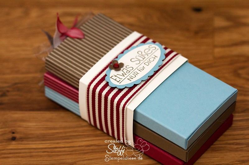 Flaschenhänger und Ziehkarten - Geschenkset 3