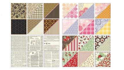 Papier Share - Designerpapier 1