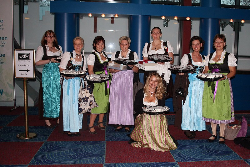Disneyland Dirndl Paris