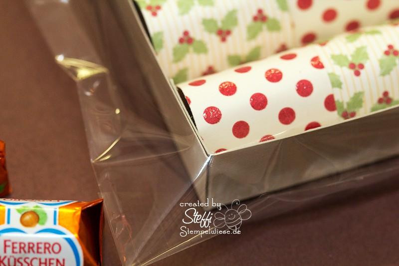 Weihnachtsinspirationen vom Team Stempelwiese - Verpackung 3