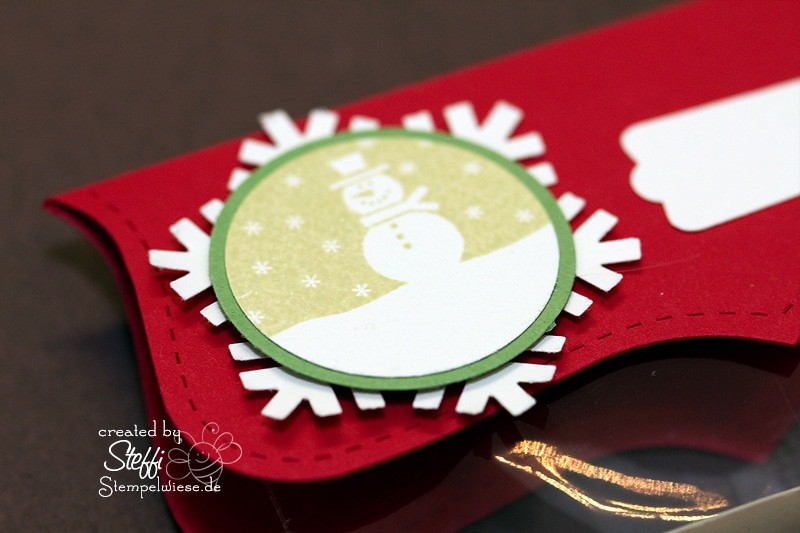 Weihnachtsinspirationen vom Team Stempelwiese - Verpackung 4