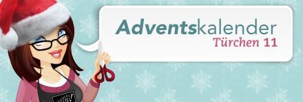 Adventskalender - 11. Tür - Pergamintüten 1