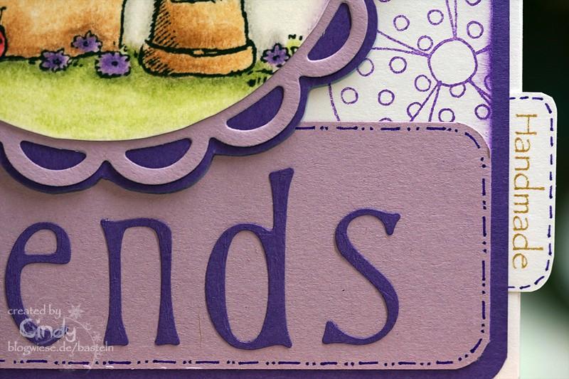 Freundekarte - Penny Black 2