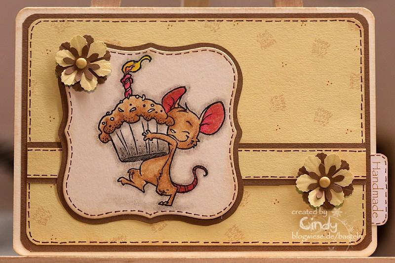 Geburtstagskarte - Whiff of Joy 1