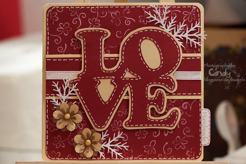 Valentinskarte - LOVE