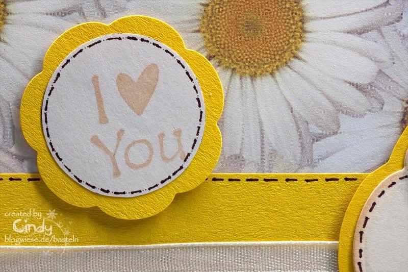 Valentinskarte - Penny Black 2