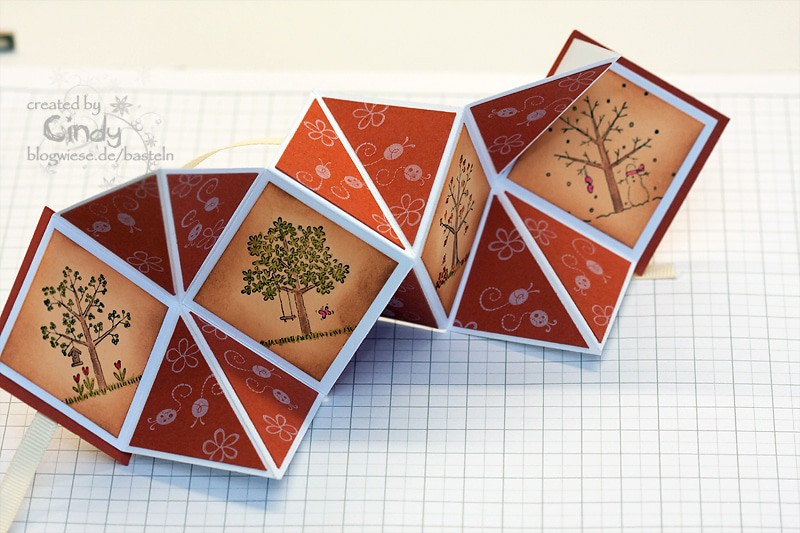 Mini Book - Innen - A Tree for all Seasons