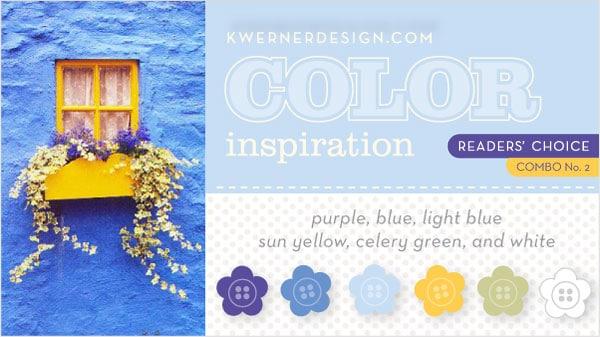 Color Inspiration - Mai 2010