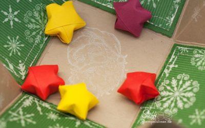 Video Tutorial – Origami Stern