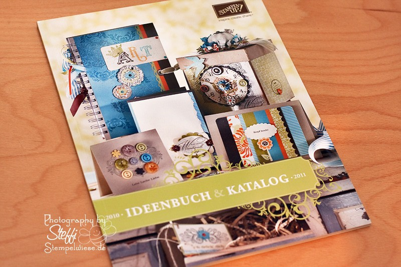 Foto vom Stampin' Up! Katalog 2010/2011
