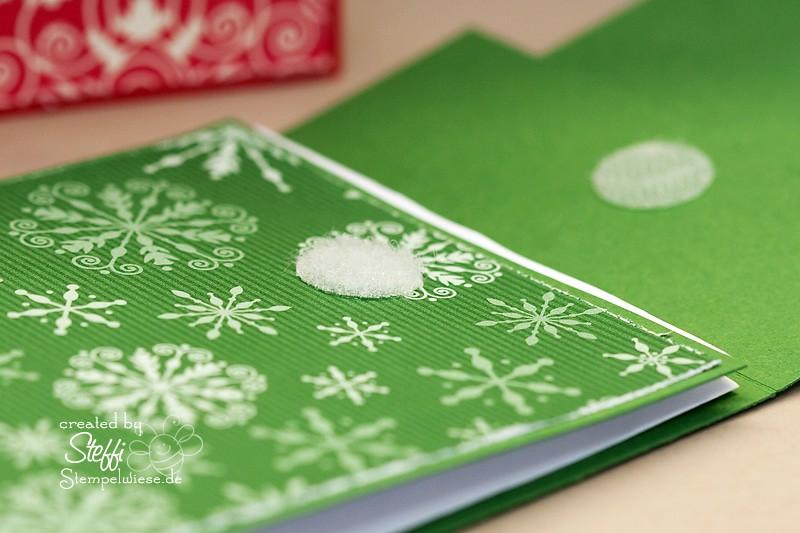 Weihnachtsverpackung - Detail