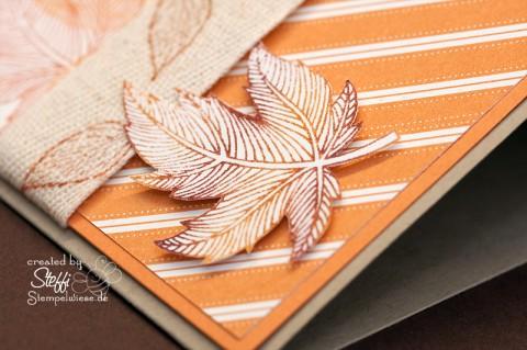 Geburtstagskarte - Herbstlich 3