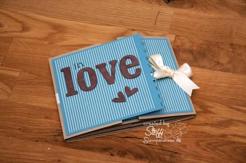 Mein Herzprojekt - Flip Book 1
