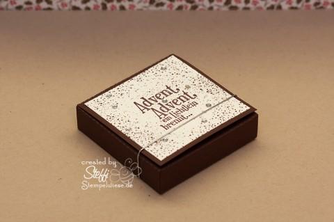 Teelicht Box - Schachtel mit Craft Robo 1
