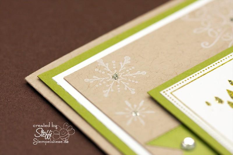 Weihnachtskarte - Frohe Festtage 2