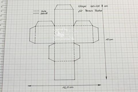 Tutorial - Ferrero Rocher schick verpackt 2
