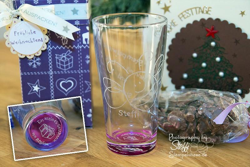 Weihnachtspost und der Inhalt der Pakete 6