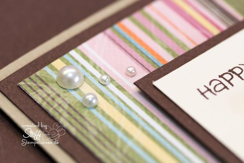 Geburtstagskarte - Sweet Summer 3