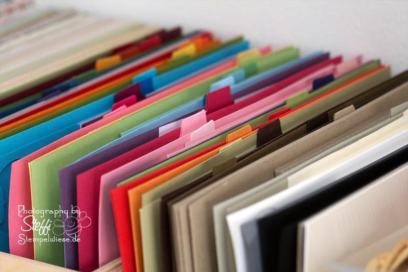 Papier ordentlich aufbewahren mit PRÄNT 2