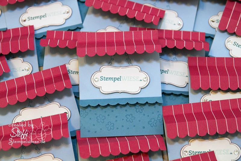 Stampin' Up! KickOff 2011 - meine Swaps 1