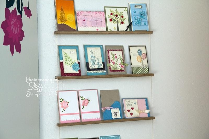 Karten schön aufbewahren und präsentieren 3