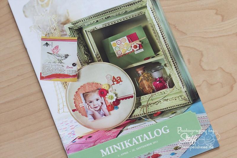Stampin' Up! Minikatalog 2011 bestellen 1