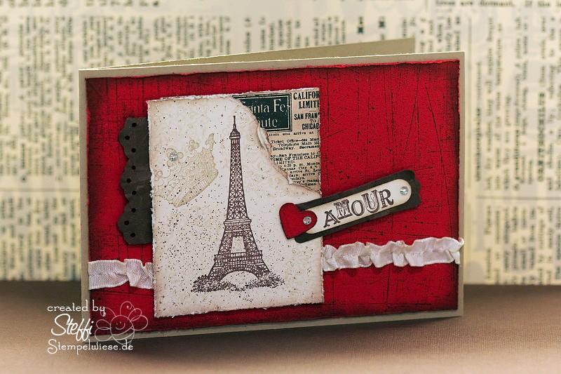 Valentinskarte - Amour 1