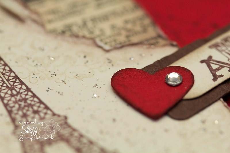Valentinskarte - Amour 2