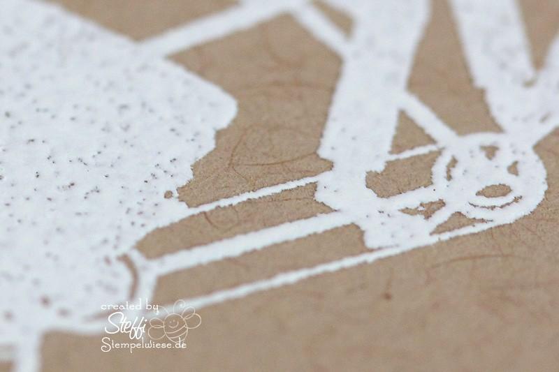Hochzeitskarte - Wedding Wheels 3