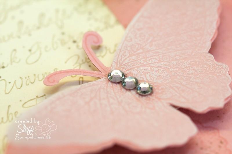 Zuversicht - Strength & Hope mit rosa Schleife 3