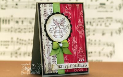 Weihnachtskarte die Erste 2011