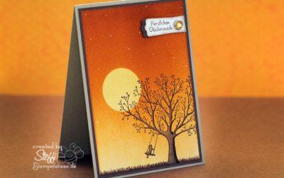 Geburtstagskarte – kleine Vorschau
