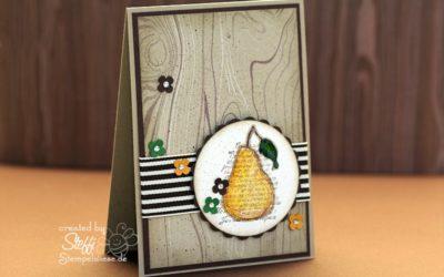 Grußkarte – kleiner Vorgeschmack