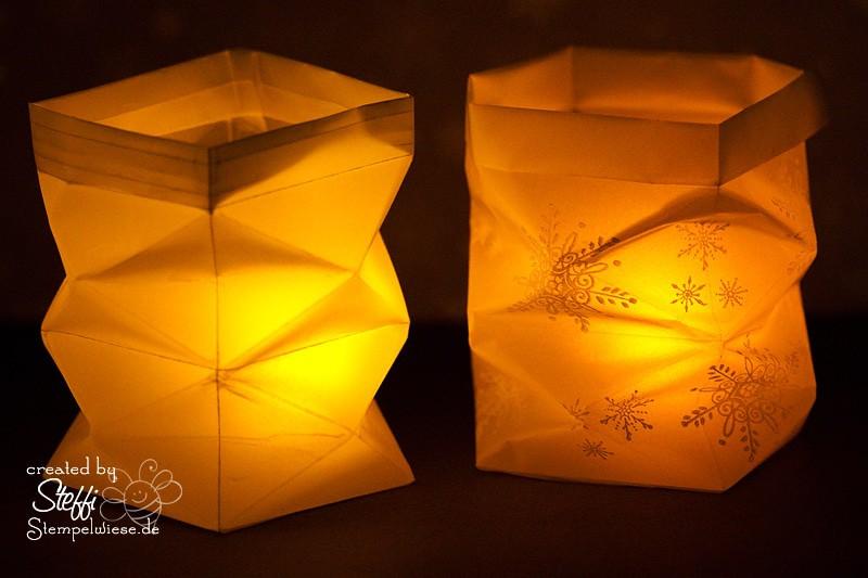 Knickwindlicht - stimmungsvolles Windlicht 2
