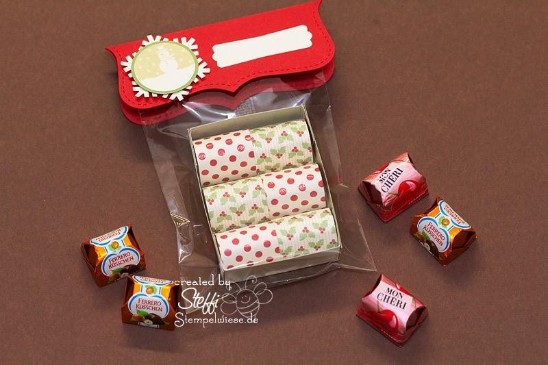 Weihnachtsinspirationen vom Team Stempelwiese - Verpackung 2