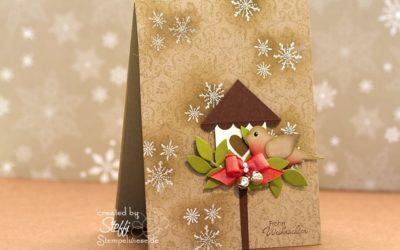 Weihnachtsinspirationen vom Team Stempelwiese