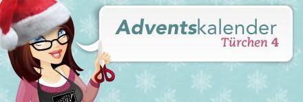 Adventskalender - 4. Tür - Gewinnspiel 1