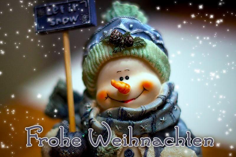 Adventskalender - 24. Tür - Frohe Weihnachten 1