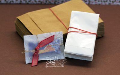 Adventskalender – 11. Tür – Pergamintüten