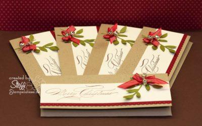 Adventskalender – 14. Tür – Gutschein