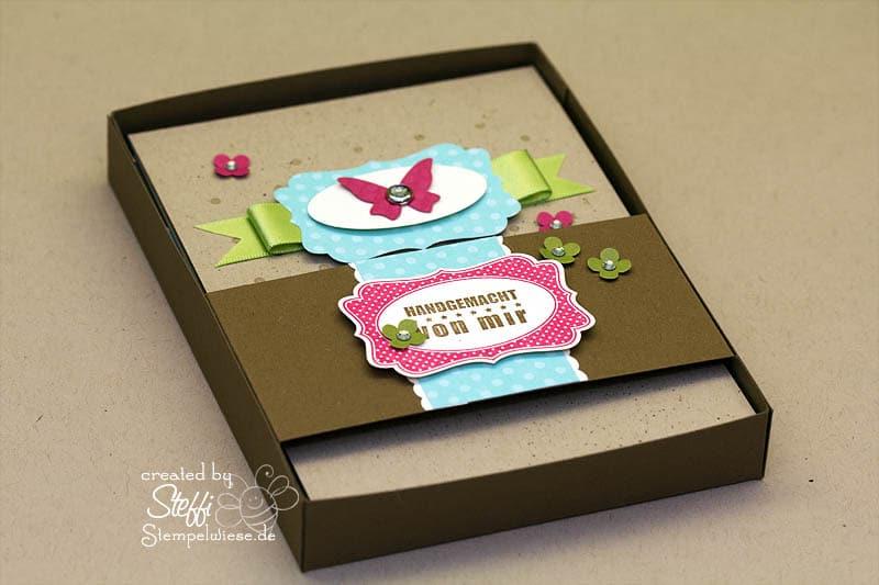 Karten Geschenkset mit 4 Karten 2